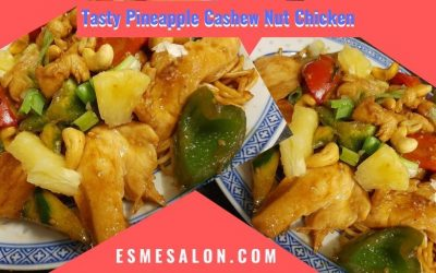 Tasty Pineapple Cashew Nut Chicken