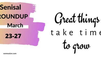 #SeniSal Roundup: Mar 23-27
