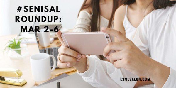 #SeniSal Roundup: Mar 2-6