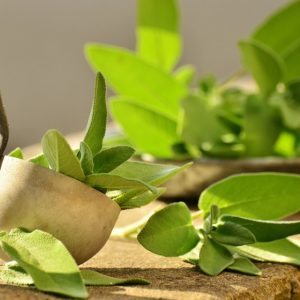 Did you know that some research suggests that sage contains compounds that could help ease insomnia.