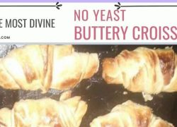Divine Homemade Croissants