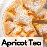 Apricot Tea Cake