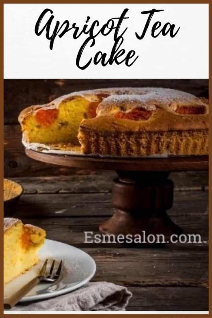 Delicious Apricot Tea Cake