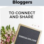#71 Senior Salon Empowering bloggers to connect and share