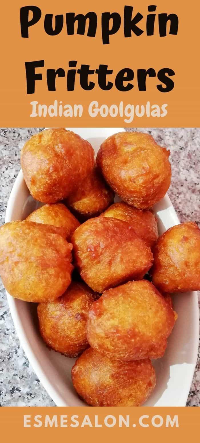 Gulgula, an Indian version of mini donuts.