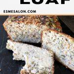 Almond Flour Seed loaf