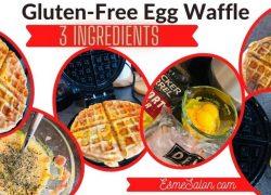 Best No Flour Gluten-Free Egg Waffle