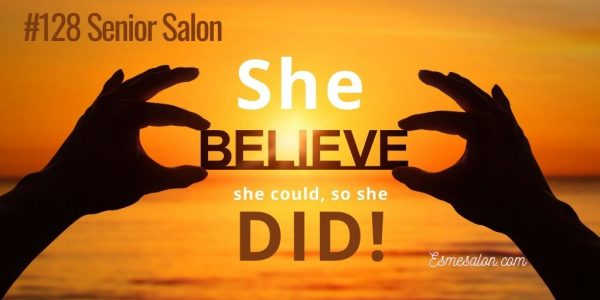 "Two hands holding the word ""believe"", She believed she could so she did!"