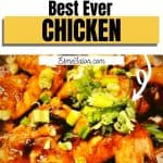 Wonderful finger licking good Sticky Chicken Wings