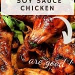 Twice Cooked Soy Sauce Chicken