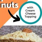 Amazing Carrot Cake with Cream Cheese Topping