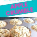Granny Smith Apple Crumble Tarts
