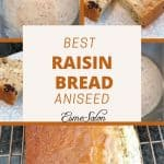 Raisin Bread with Aniseed