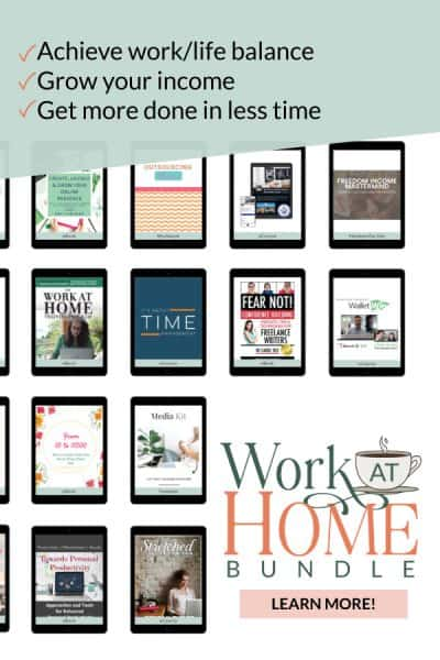 Work at Home Bundle