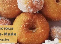 Delicious Home-Made Donuts