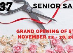 Exciting New #137 Senior Salon