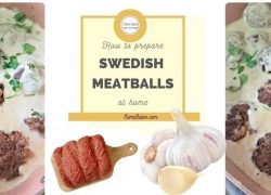 Swedish Meatballs with Cream Sauce