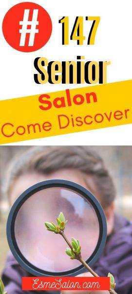 Discover #147 Senior Salon