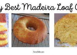 Easy Best Madeira Loaf Cake