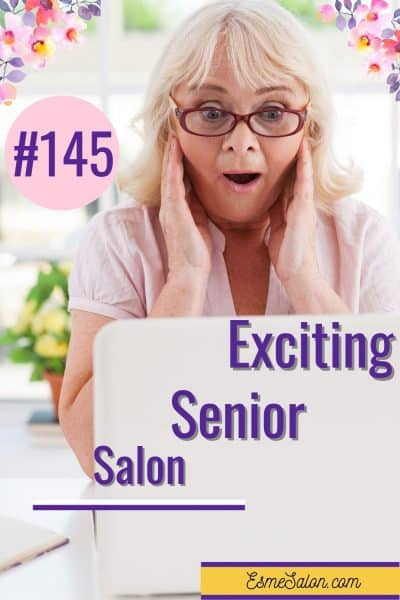 Exciting #145 Senior Salon