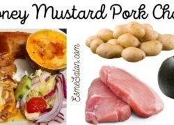 Learn how to make Honey Mustard Pork Chops