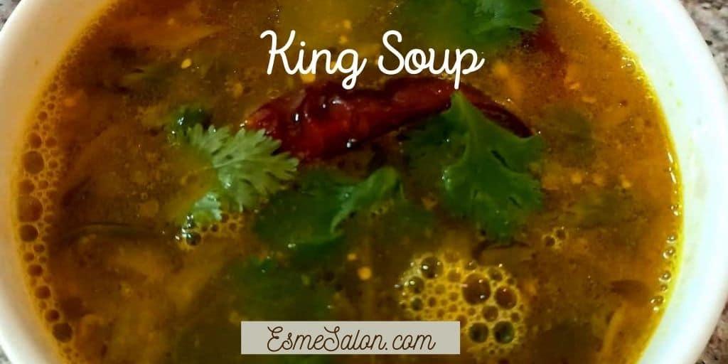 King Soup Bowl