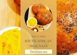 South African Milk Naan