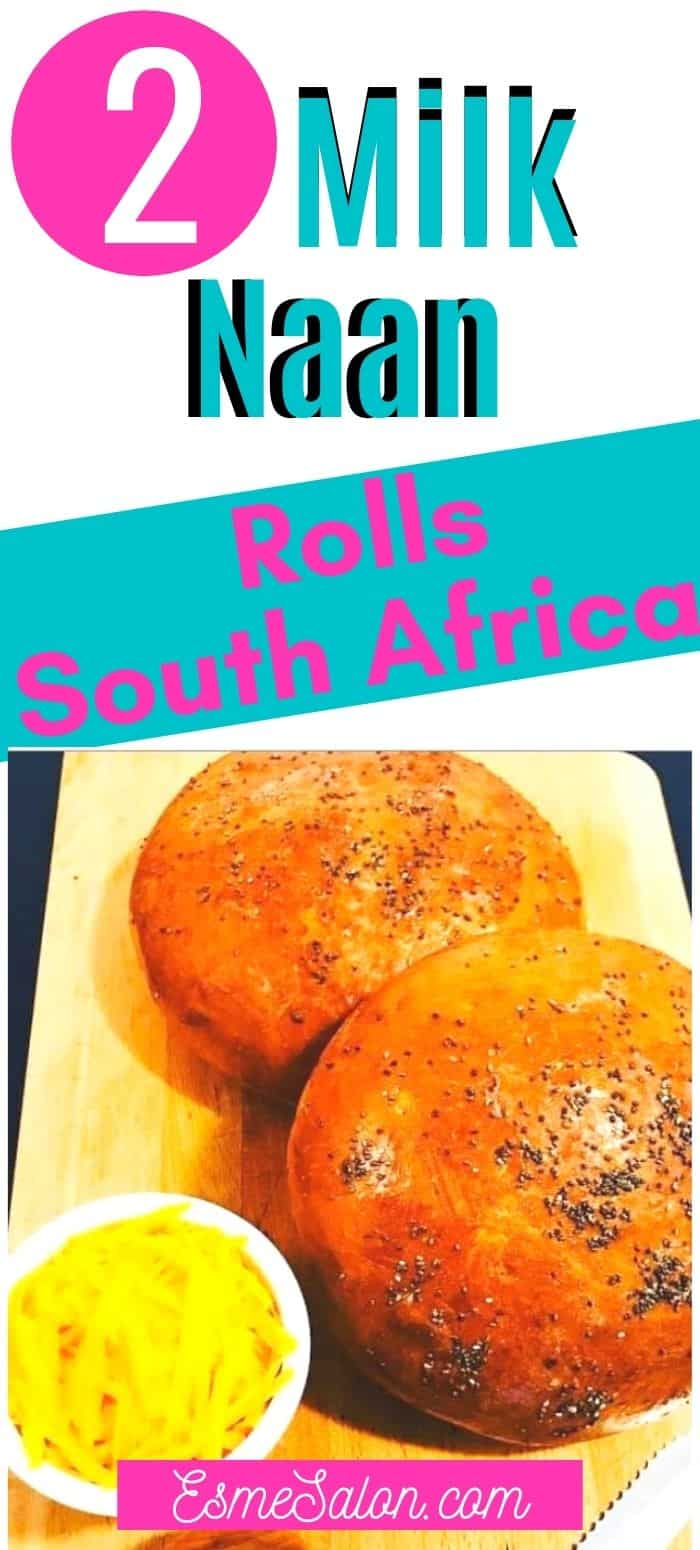 South African Milk Naan Esme Salon