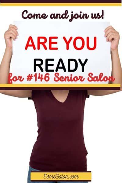 Ready for #146 Senior Salon