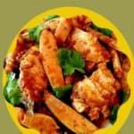 Masala and Green Chili Spicy Crab