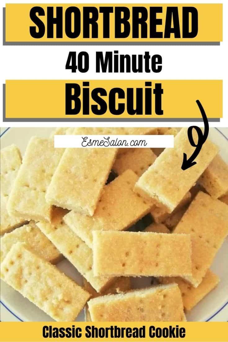 Shortbread Biscuit