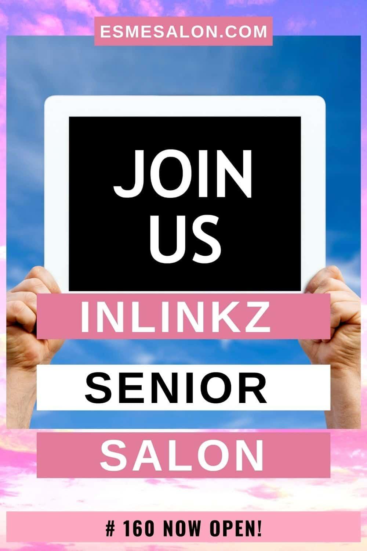 Monday InLinkz Join us at 160 Senior Salon