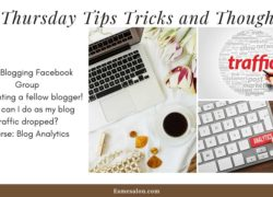 8 Thursday Tips Tricks and Thoughts