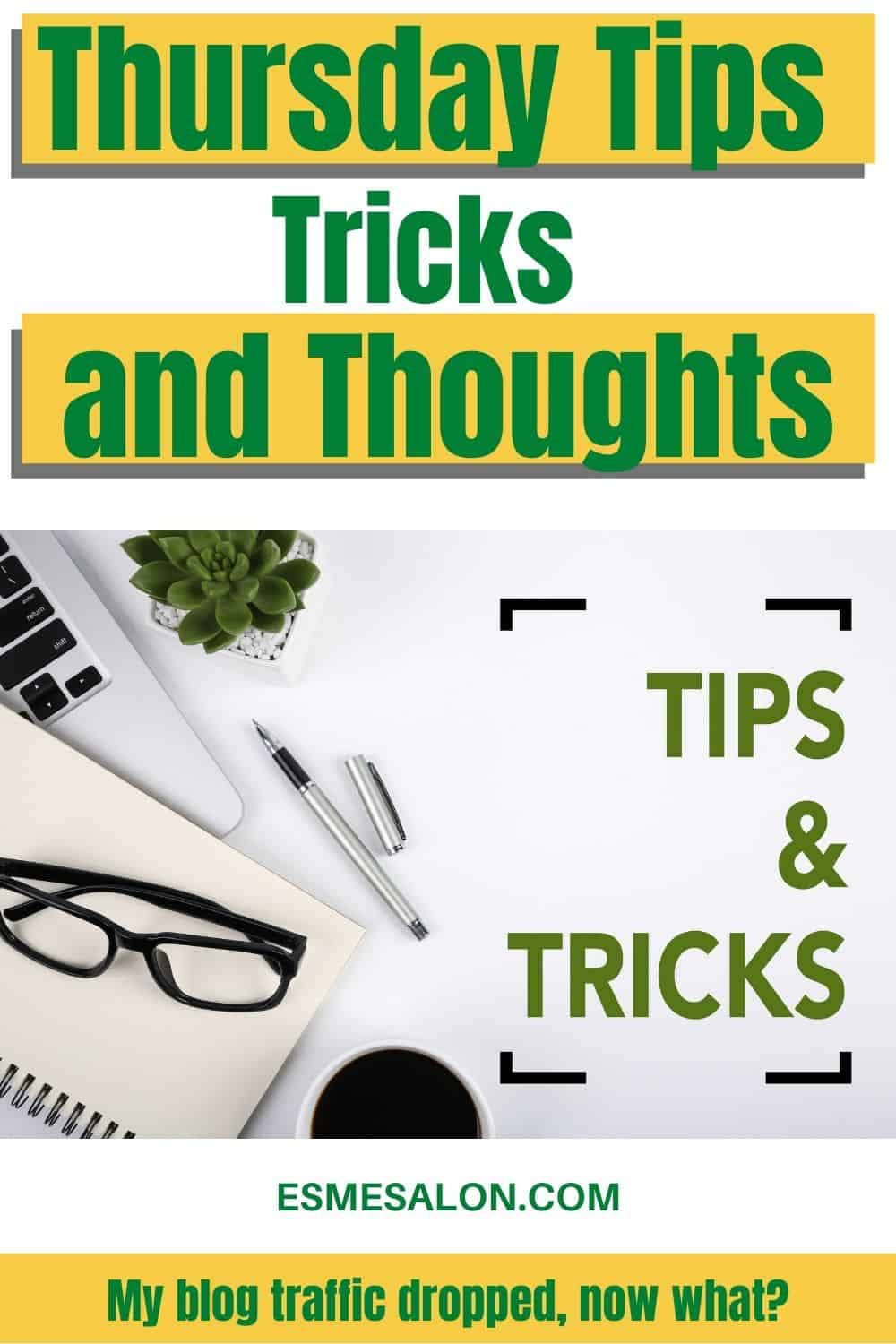 Tips and tricks to resolve drop in blog traffic