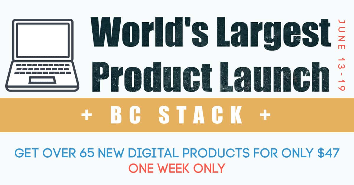 BC Stack 2021, the worlds largest product launch