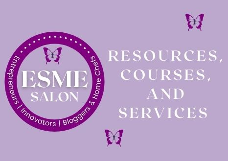 Resources, courses, and Services Logo