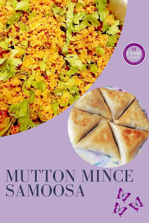 Easy Mutton Mince Samoosa Filling