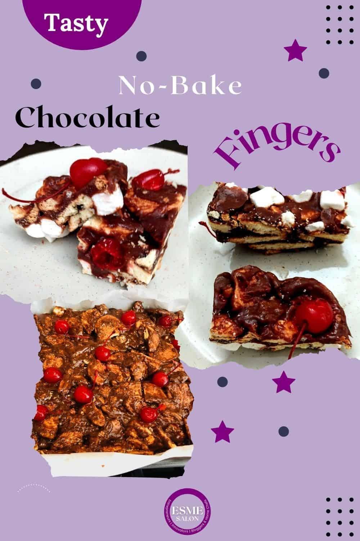 Chocolate Finger Cookies