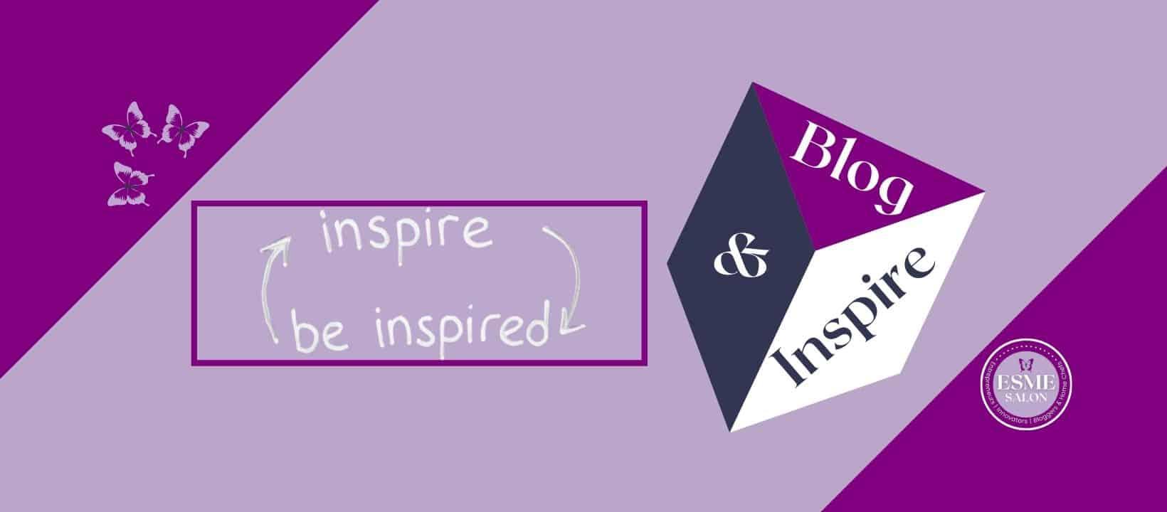 Blog & Inspire Facebook Group