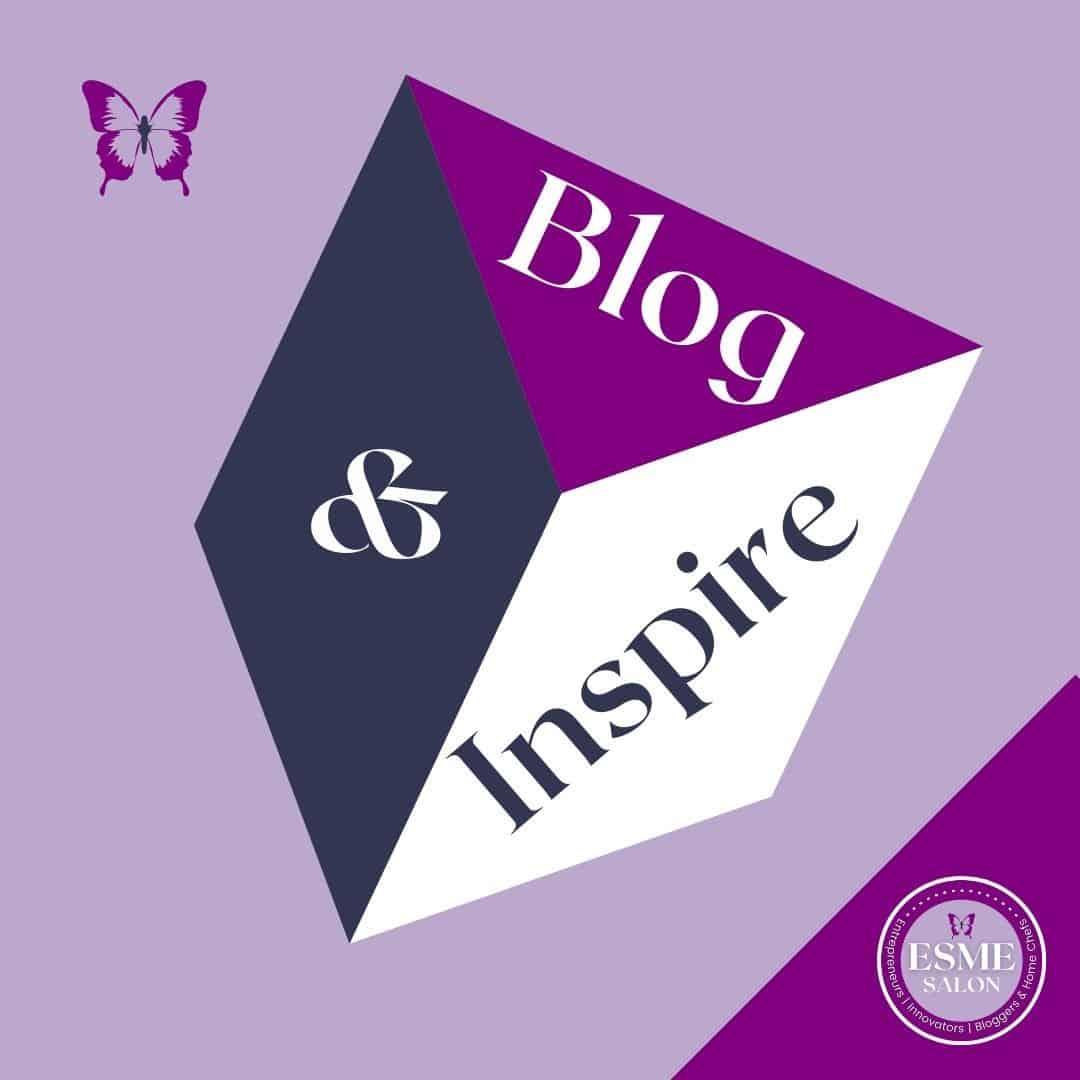 Blog & Inspire Logo
