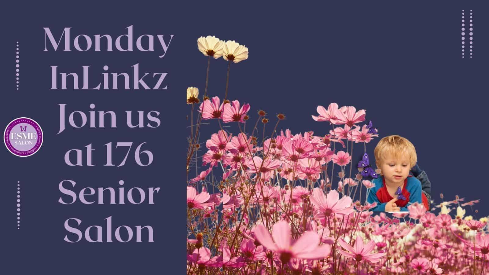 Monday InLinkz Join us at 176 Senior Salon